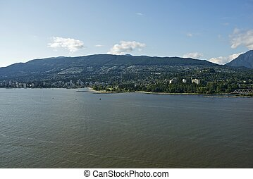 North Vancouver Aerial Photo - Aerial Photo of North...