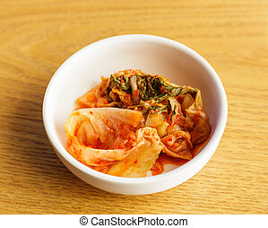 Korean food, kim chi