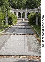 Volkspark Friedrichshain Park, Berlin, Germany - Volkspark...