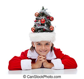 Christmas on your mind concept - The holidays on your mind...