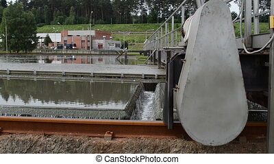 waterwork technology spin - waterworks sewage treatment...