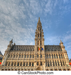 Town Hall  - Brussels, Belgium