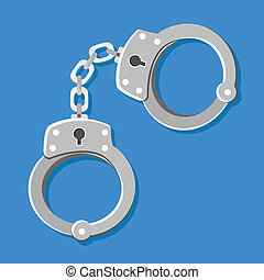 Vector Handcuffs Icons