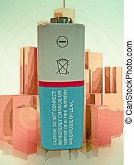 6F22 9 Volt Battery