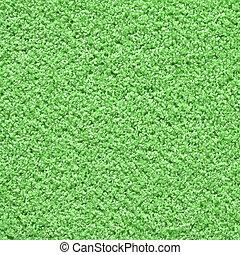 Green carpet texture