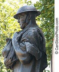 london war memorial