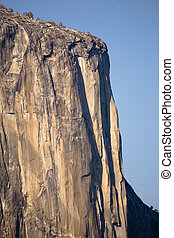 El Capitan is the largest known exposed block of granite in...