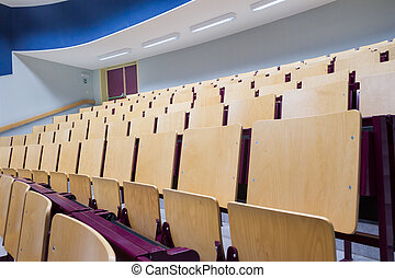 Auditorium - Audience analysis involves gathering and...