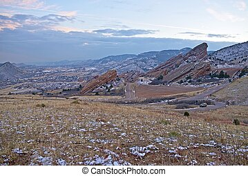 Red Rocks Park Colorado - Red Rocks Park is a Mountain Park...