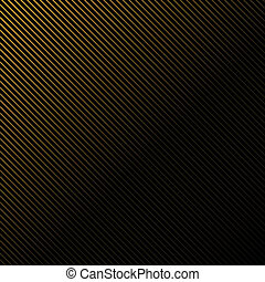 Black background in gold stripes