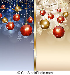 Holiday Xmas Greeting Card