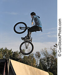 BMX, Ciclismo, bicicleta, desporto