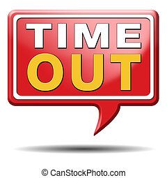time out take a break leasure time off relaxation taking a...