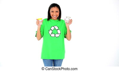 Active beautiful environmentalist - Active beautiful...