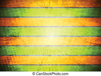 Abstract colourful grunge vector background
