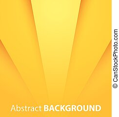Abstract yellow background - Abstract yellow paper...