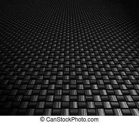 carbon fibre background