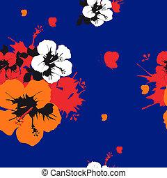 floral, diseño