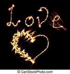 love heart of fire - love and heart of fire