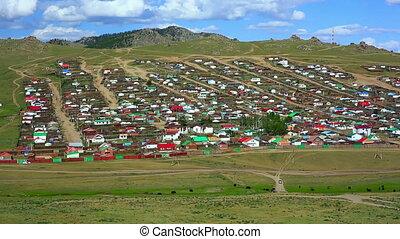 Tsetserleg City, Mongolia