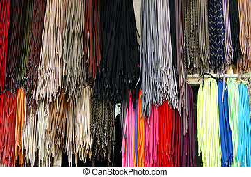Shoe laces - Merchant Market Objects
