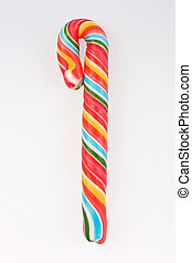 Candy cane - Christmas candy cane
