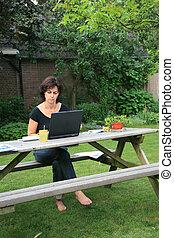 wireless in the garden