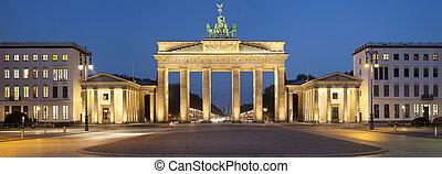 Brandenburg, portão