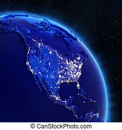 USA. Elements of this image furnished by NASA