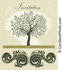 Invitation Card - Family Reunion Invitation Card