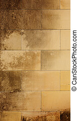 sandstone wall texture - old yellow sandstone wall texture