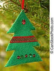 Hand made christamas decoration - Hand made Christmas...