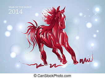 Happy Chinese New Year of horse 2014 - Chinese New Year...