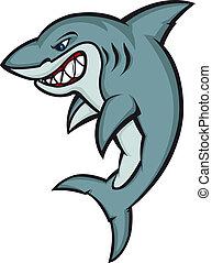 Danger shark