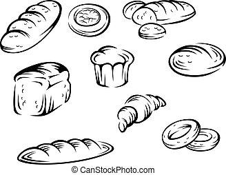 Bakery elements