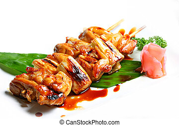 rilled Chicken Teriyaki Sauce