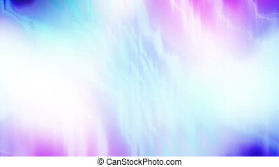 Pink and Blue Soft Flowing Looping Animated Background