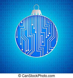microprocesador, Circuitería