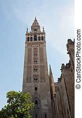 GIralda Tower, Seville, Spain