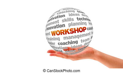 Workshop Word Sphere