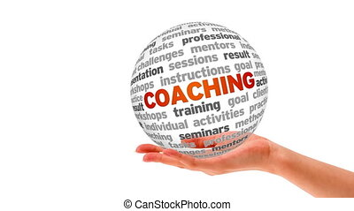 Coaching Word Sphere