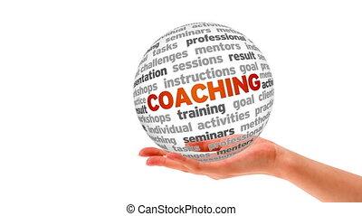 Coaching Word Sphere