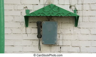 The prison phone without dialer