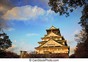 Himeji Castle, Japan for adv or others purpose use