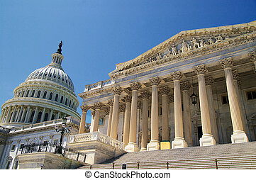 US Capitol - The US Capitol in Washington DC