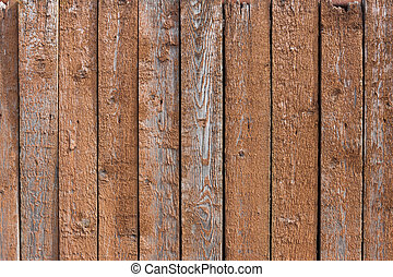 old wooden fences, fence planks as background - old wooden...