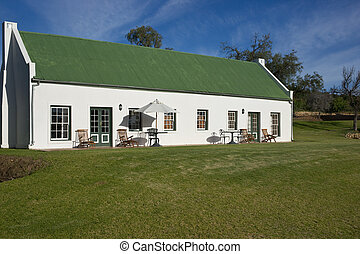 Rural Tranquility - Farm cottage built in traditional Cape...