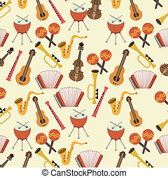 musical design over pink background vector illustration