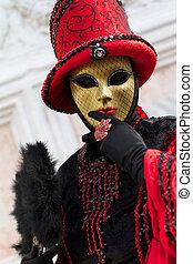 Carnival in Venice