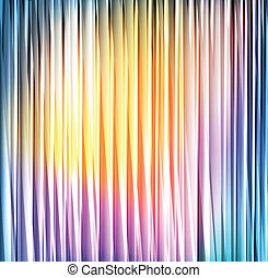 Neon abstract lines design background